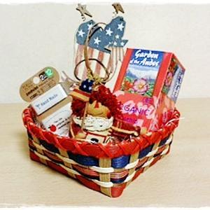 ハッピーバレンタイン♪自分へのご褒美に、アメリカンカントリー風~ハート型ボックス
