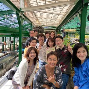 田中律子さんとサンゴのお勉強❣️引き寄せのコツ!