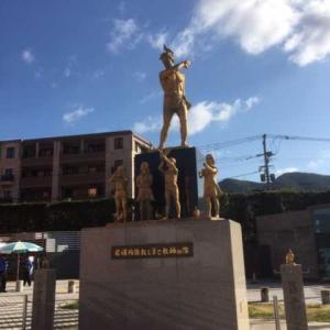 長崎原爆資料館へ