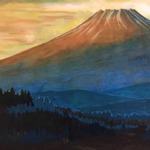散歩のついでに富士山に登った人は居ない