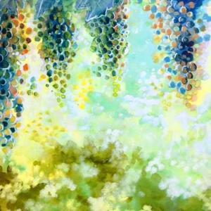 もう、こんな季節ですね(*^_^*)  水彩画