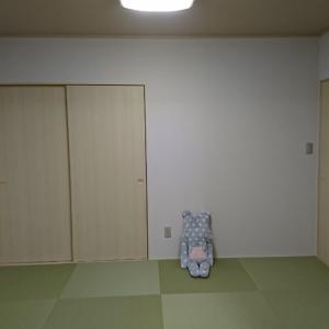 入居後内覧会☆和室