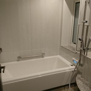 入居後内覧会☆浴室