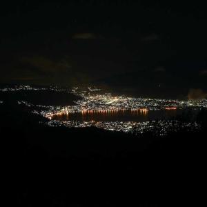 高ボッチ山 〜富士山が綺麗に見える季節になりました〜