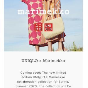 Marimekko x Uniqlo が帰ってくる!