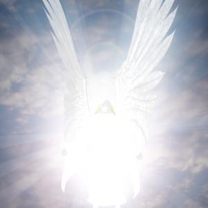 大天使ミカエルさまが来られた朝