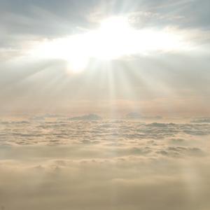 「神の目でこの世界を見なさい」~大いなる意思のメッセージ
