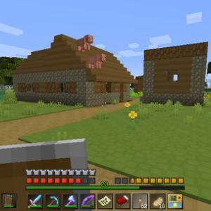 [Minecraft] Act.439 -村々