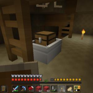 [Minecraft] Act.450 -地下坑道
