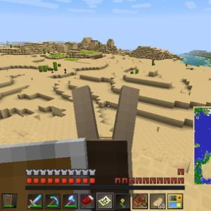 [Minecraft] Act.433 -痕跡