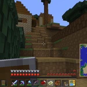 [Minecraft] Act.435 -森の中
