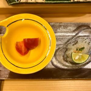 銀座でお寿司