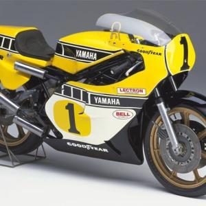 真っ黄ィー黄ィーのオートバイたち