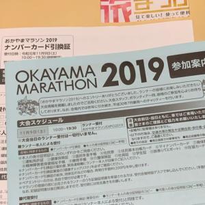 おかやまマラソン2019参戦