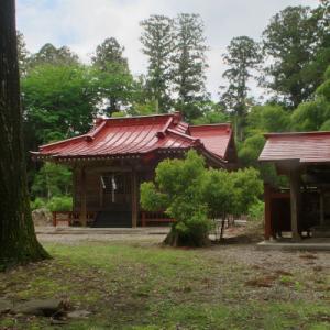 那須塩原の金沢あたり 要金寺 箒根神社