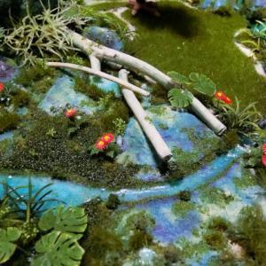 腐海の尽きるところ 10 リメイクします 腐海の色ってどんな色かな