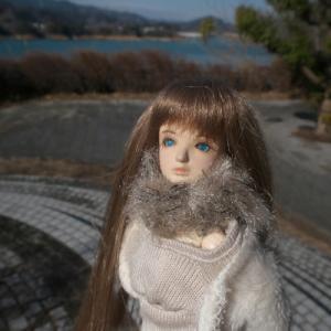 冬のお散歩旅 14 清川村 正住寺 八幡神社