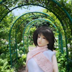 ayumi 16 花菜ガーデンで撮影してきた