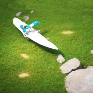 風の谷のナウシカ メーヴェ 7 イメージに近いものが出来上がった