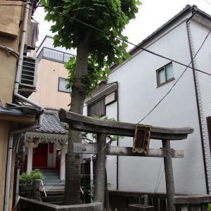 箭弓稲荷神社(台東区浅草)