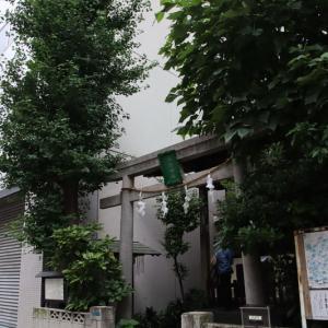 駒形諏訪神社(台東区駒形)