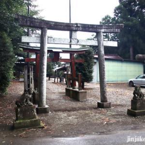 香取大神宮 (猿島郡五霞町川妻)