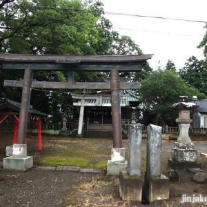 八坂神社 (加須市麦倉)