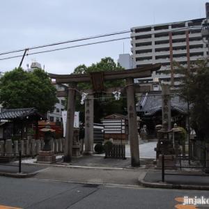 富島神社(大阪市北区中津)