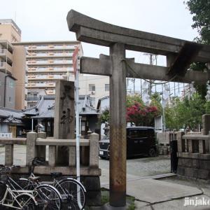 淀川天神社(大阪市北区国分寺)