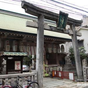 綱敷天神社(大阪市北区神山町)