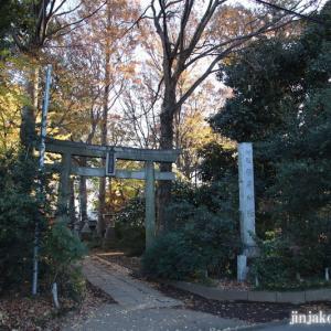 稲荷神社 (東村山市恩多町)