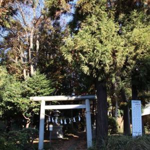 神明社 (東久留米市中央町)