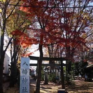 前沢八幡神社 (東久留米市八幡町)