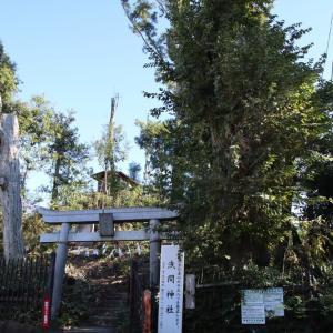 竹丘浅間神社 (清瀬市竹丘)
