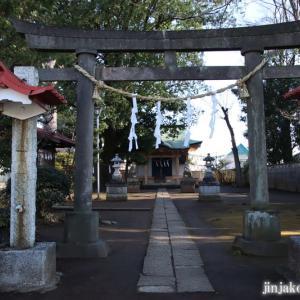 和田堀稲荷神社  練馬区石神井町