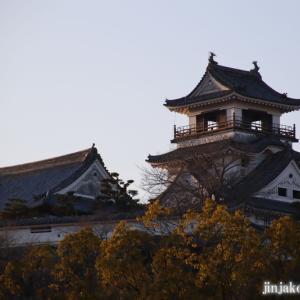 高知城(高知市丸ノ内1-2-1)