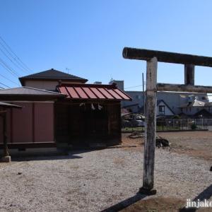 三柱神社  狭山市祇園