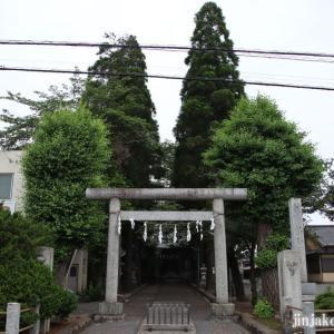 杣保葛神社 青梅市藤橋