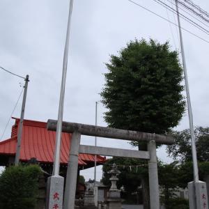 常盤樹神社 青梅市今寺