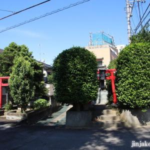 稲荷神社  川崎市多摩区菅北浦
