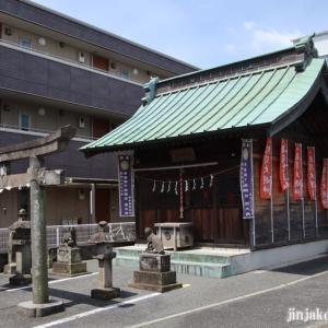 稲荷神社  稲城市矢野口