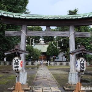 大澤八幡神社  三鷹市大沢