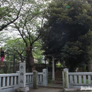 水神社  狛江市元和泉