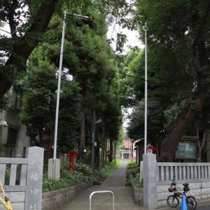 八幡神社  調布市緑ケ丘
