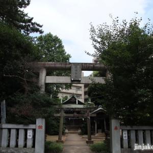 厳島神社  調布市西つつじケ丘