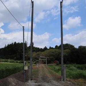 鷲神社  古河市上和田