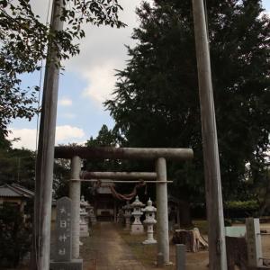 大日神社  古河市尾崎