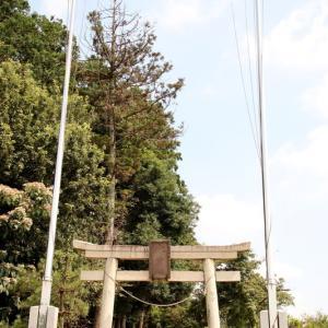 香取八幡神社  古河市小堤