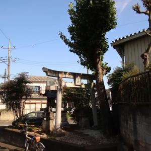 霞川稲荷神社 (埼玉県入間市小谷田)