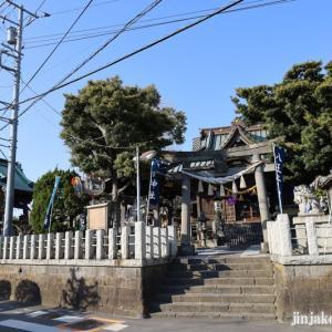 八王子神社 茅ヶ崎市本村